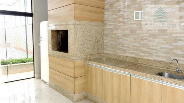 Apartamento à venda, 47 m² por r$ 265.000,00 - pinheirinho - curitiba/pr - Foto 20