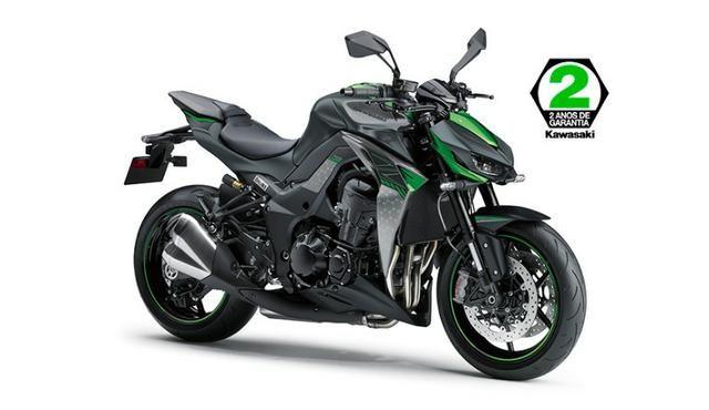 Kawasaki Z1000 R Edition ano 2020