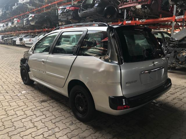 Peças usadas Peugeot 207 SW 2008 2009 1.4 8V Flex 82cv câmbio manual - Foto 3