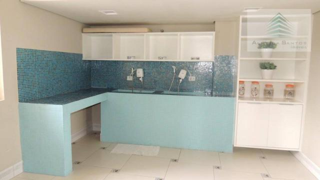 Apartamento à venda, 47 m² por r$ 265.000,00 - pinheirinho - curitiba/pr - Foto 19
