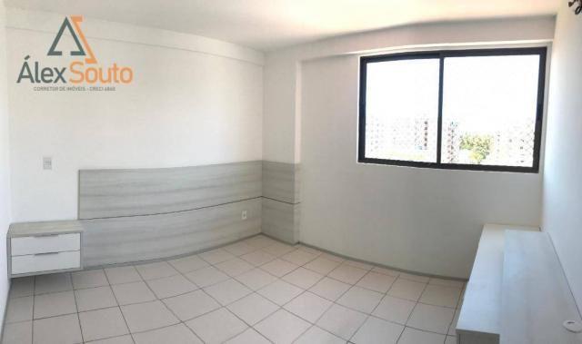 Apartamento com 3 dormitórios à venda, 126 m² por r$ 680.000 - jatiúca - maceió/al - Foto 12