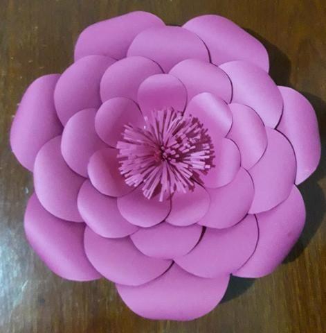 Flores / Flor de papel