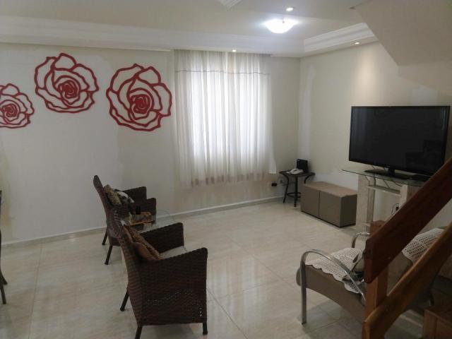 Sobrado para alugar, 116 m² por r$ 2.350,00/mês - xaxim - curitiba/pr - Foto 4