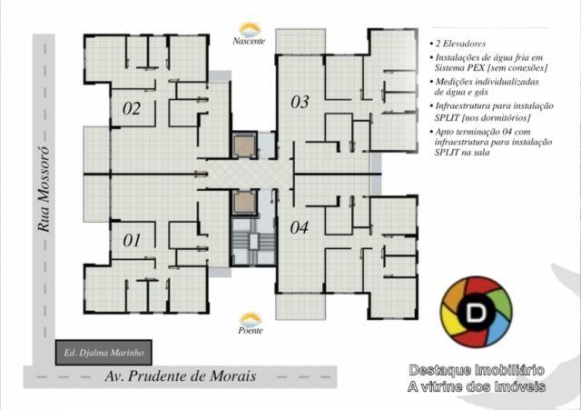 Apartamento no residencial passaredo - Foto 9