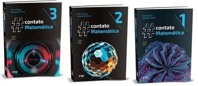 Coleção Contato Matemática - Ensino Médio Completo - Manual Do Professor