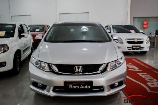 Honda Civic 2.0 LXR Automático 2015 - Foto 2