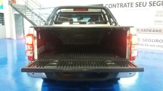 Chevrolet S10 cd 2.8 LT 4x4, MT 2016 prata - Foto 16