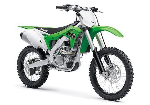 Kawasaki KX 250F 2019