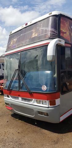 Vendo ônibus O400TRUK