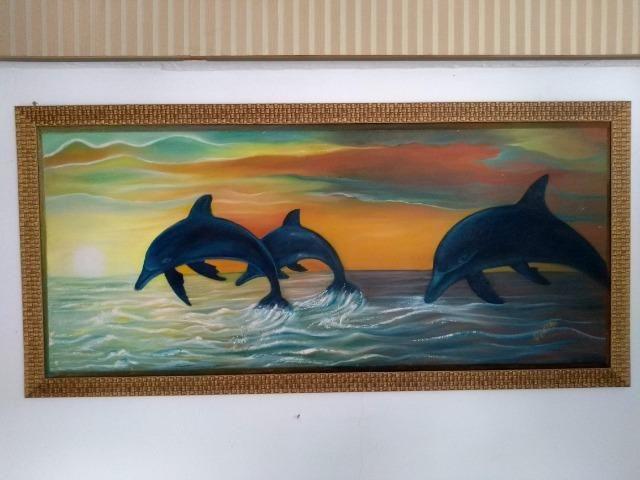 Tela Golfinhos