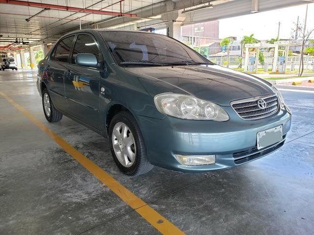 Corolla XEI automático ano 2003 completo