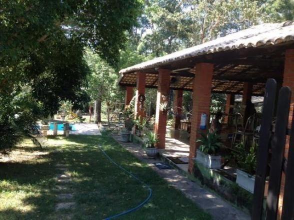 Chácara p/ lazer com piscina, passa o Rio Coxipo do Ouro, a 3km do asfalto - Foto 5
