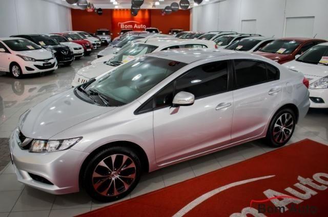 Honda Civic 2.0 LXR Automático 2015 - Foto 4
