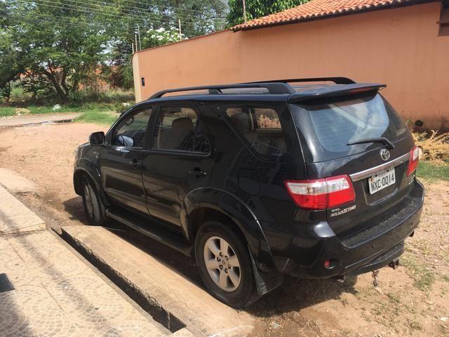 SW4 11/11 7 lugares 4x4 diesel