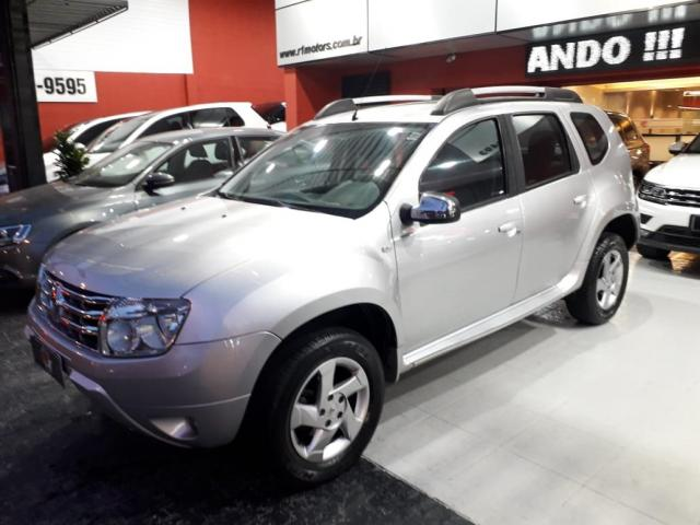 DUSTER 2013/2014 1.6 DYNAMIQUE 4X2 16V FLEX 4P MANUAL