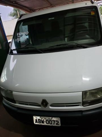 Van Furgão Renault Master 2008/2008 - Foto 8