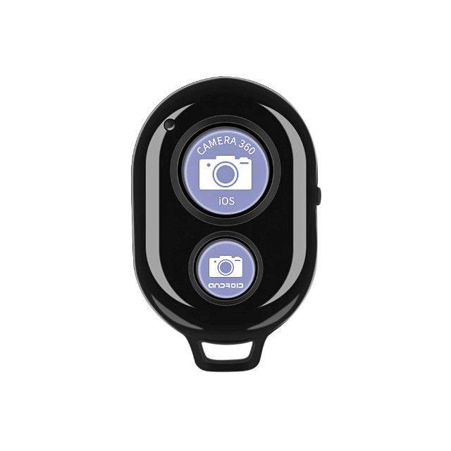 Controle Remoto Bluetooth Disparador Foto Vídeo Celular Universal Iphone Android - Foto 2