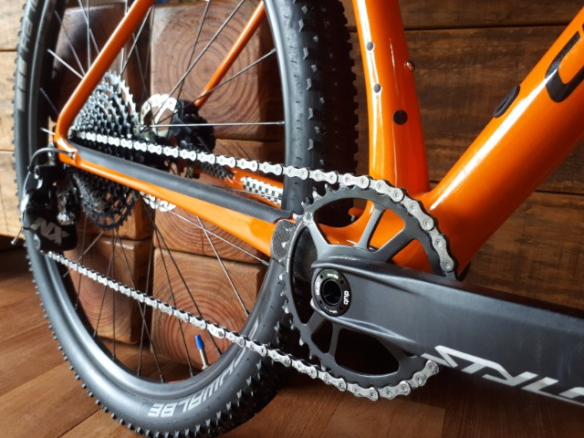 Bicicleta Moutain Bike Cannondale Carbon 4 2020 - Foto 2