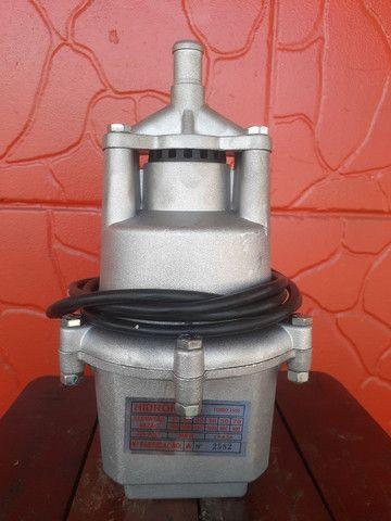 Bomba Submersa D'água para Cisterna/ Poço/ Lago / Bomba Sapo/ - Foto 3