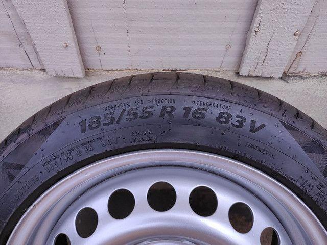 Roda ferro 16 ( aro 16 de ferro da Amarok) - Foto 3
