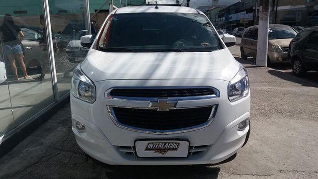 Chevrolet Spin 1.8 AT LT 2012/2013 (Interlagos Veiculos) - Foto 3