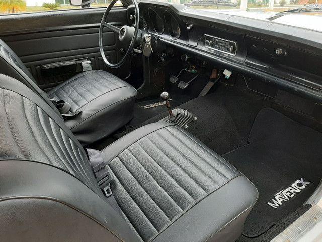 Maverick Coupe Super 4cc 1975 - Foto 4