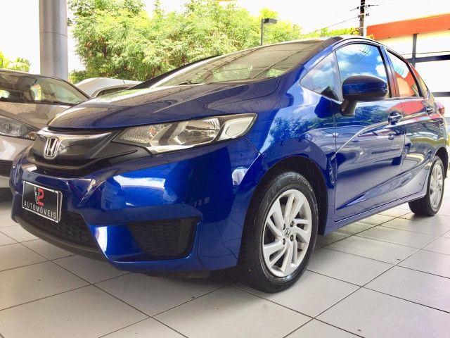 Honda Fit Automático 1.5 2015/2015 Flexone - Apenas 49.000 KM - Foto 3