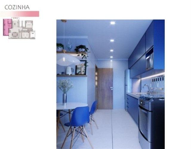 Cobertura Duplex 3 quartos -Primeira locação-Corrêas-Petrópolis - Foto 7
