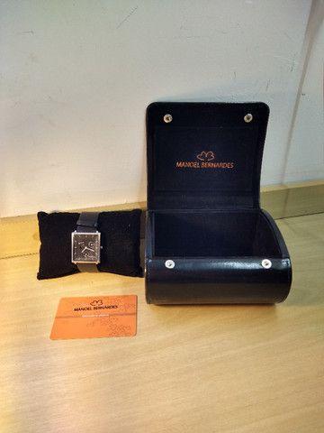 Relógio Manoel Bernardes novo na caixa - Foto 3