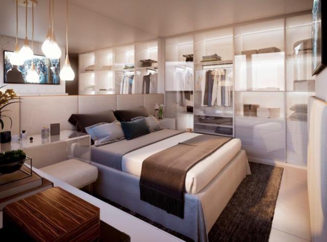 Apartamento à venda com 2 dormitórios em Centro, Curitiba cod:3193 - Foto 5