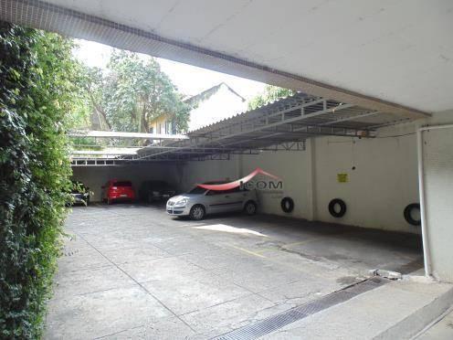 Apartamento com 2 dormitórios à venda, 80 m² por R$ 700.000,00 - Cosme Velho - Rio de Jane