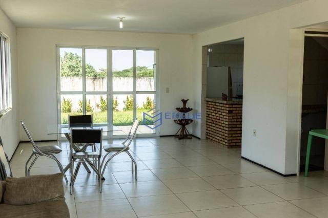 Casa com 3 dormitórios à venda, 155 m² por R$ 220.000,00 - Lagoinha - Paraipaba/CE - Foto 4