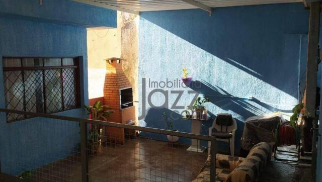 Casa com 2 dormitórios à venda, 110 m² por R$ 250.000 - Jardim Europa I - Santa Bárbara D'