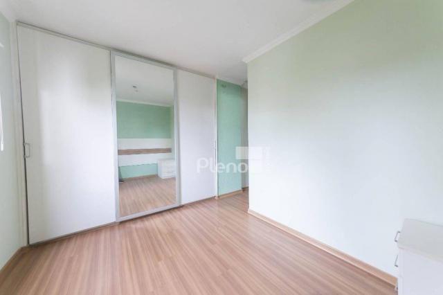 Apartamento com 3 dormitórios à venda, 132 m² por R$ 545.000,00 - Jardim Nova Europa - Cam - Foto 19