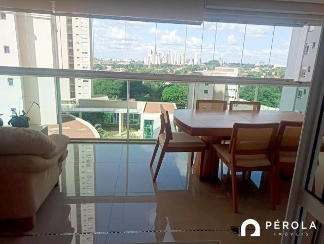Apartamento à venda com 3 dormitórios em Setor marista, Goiânia cod:V5268 - Foto 4