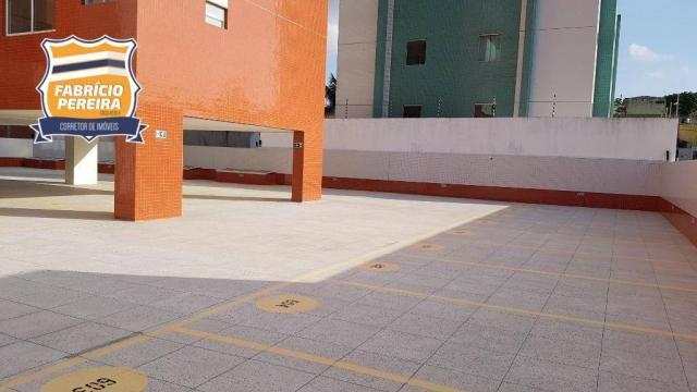 Apartamento à venda, 65 m² por R$ 179.144,54 - Palmeira - Campina Grande/PB - Foto 5