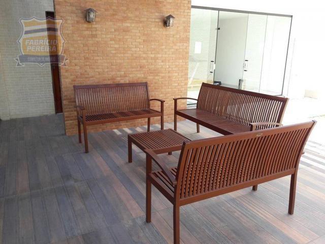 Apartamento à venda, 75 m² por R$ 294.000,00 - Catolé - Campina Grande/PB - Foto 17