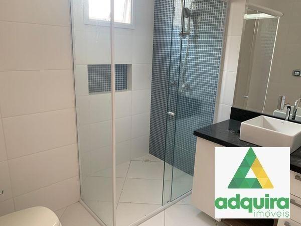 Casa em condomínio com 4 quartos no Condomínio Veneto - Bairro Oficinas em Ponta Grossa - Foto 11