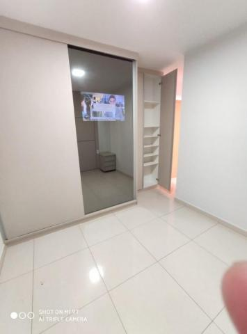 Apartamento para Venda em Uberlândia, Tubalina, 3 dormitórios, 1 suíte, 2 banheiros, 2 vag