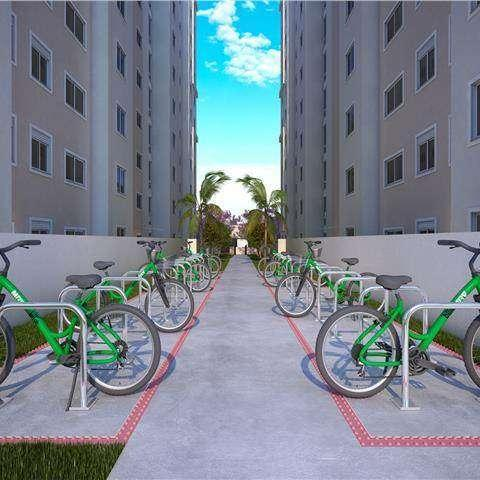 Bela Alvorada - Apartamento de 2 quartos na Ceilândia, DF - ID3820 - Foto 6