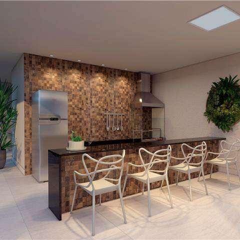 Collinas Italianas - Siena - Apartamento de 2 quartos em Campo Grande, MS - ID 3834 - Foto 3