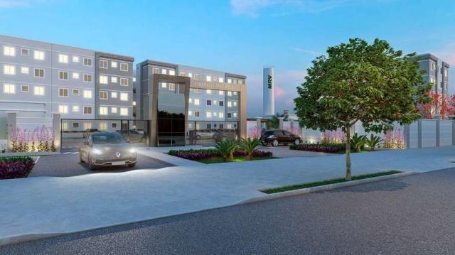 Chapada dos Ipês - Apartamento de 2 quartos em Várzea Grande, MT - ID3963 - Foto 3