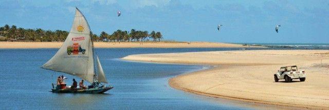 Aluga-se Casa de Praia em Barra do Rio/RN - Com piscina - Foto 4
