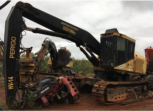 Harvester LH855C Tiger Cat 2014 - #7461