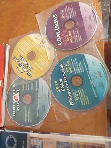 Livros para de estudo pra vestibular/enem/concurso - Foto 2
