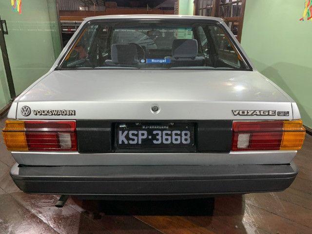 Volkswagen Voyage GL 1.6 1987 - Foto 4