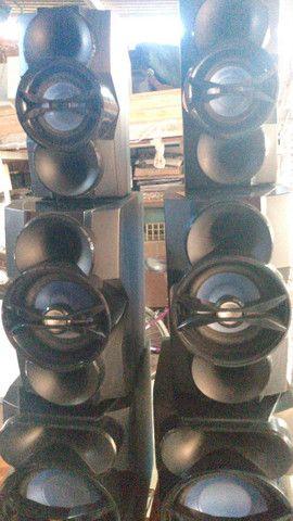 Caixas de som potentes 350 - Foto 4