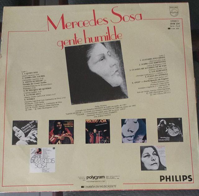 LP Vinil Mercedes Sosa 1982 - Foto 2