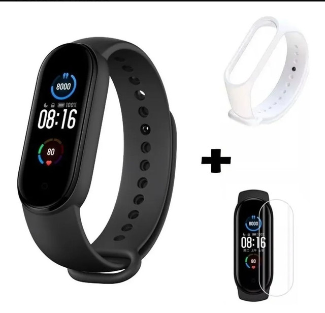 MI BAND 05 XIAOMI SMARTWATCH - Foto 3