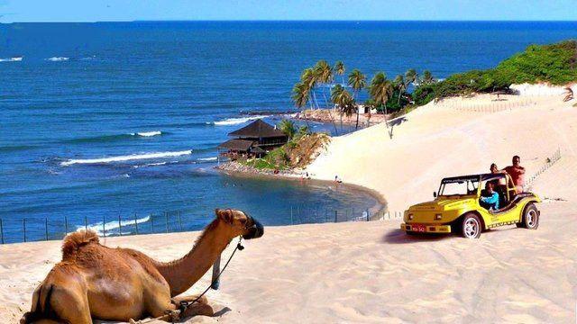 Aluga-se Casa de Praia em Barra do Rio/RN - Com piscina - Foto 2
